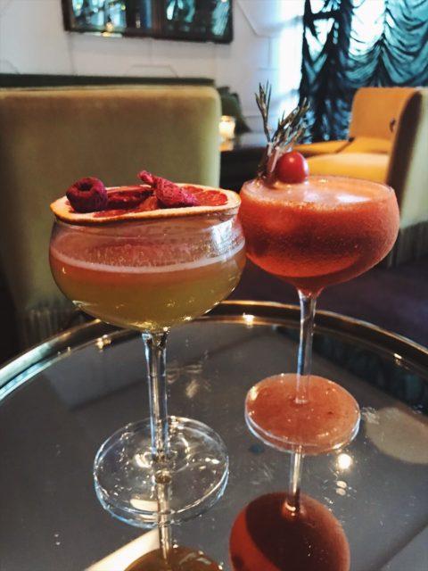 Cocktails de Frank's en el Hotel Arts Barcelona