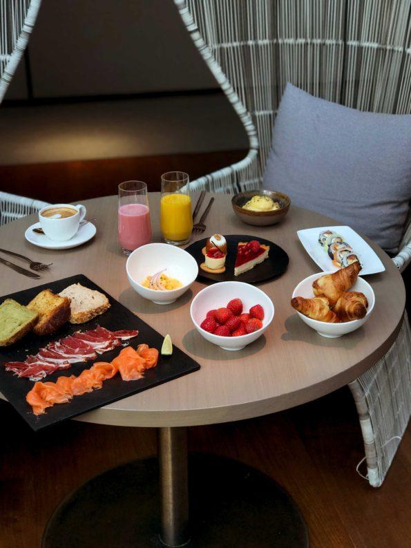 Brunch Hotel Mandarin Oriental Blanc by Carme Ruscalleda