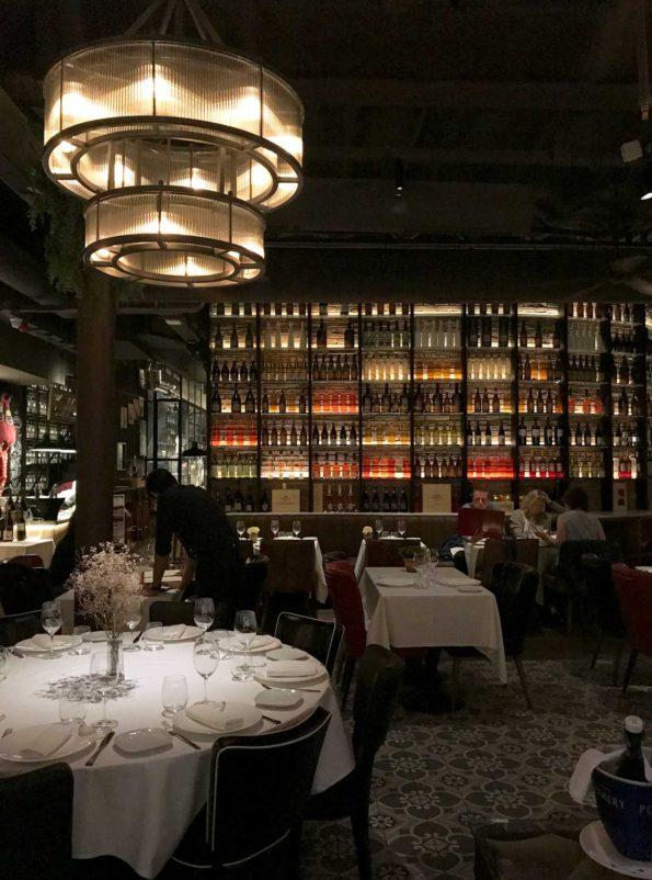 Restaurante Alba Granados