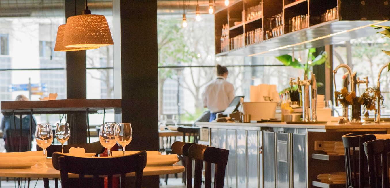 Restaurante Fismuler Barcelona